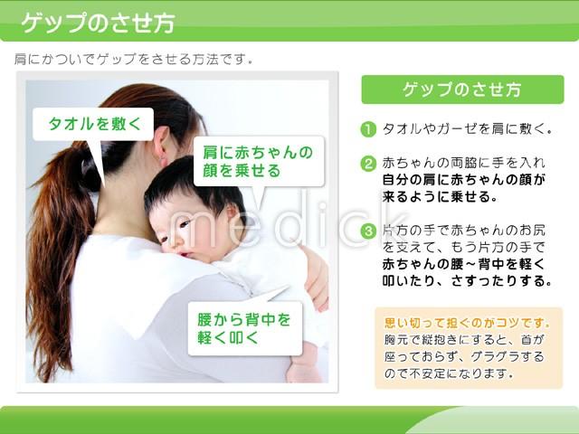 こつ 新生児 げっぷ 産院から退院 :