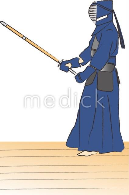 剣道のイラスト 医療のイラスト写真動画素材販売サイトの
